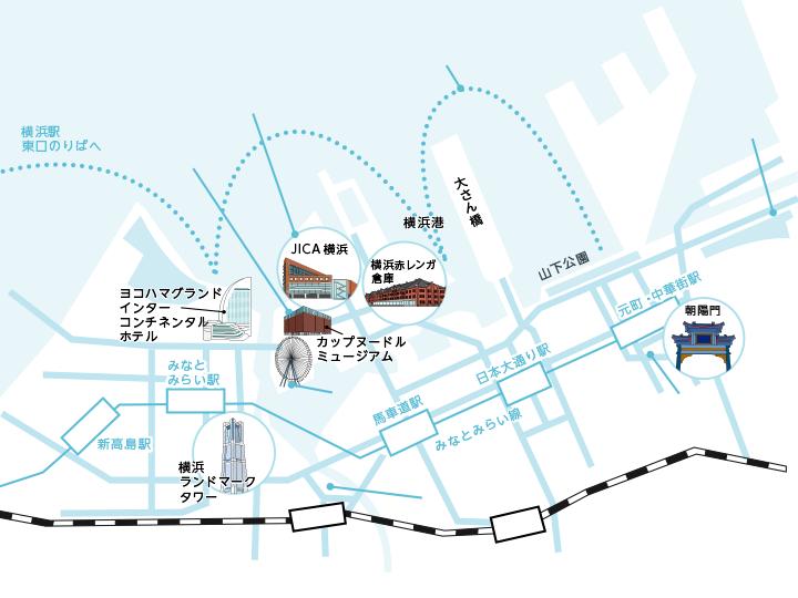map-minatomirai