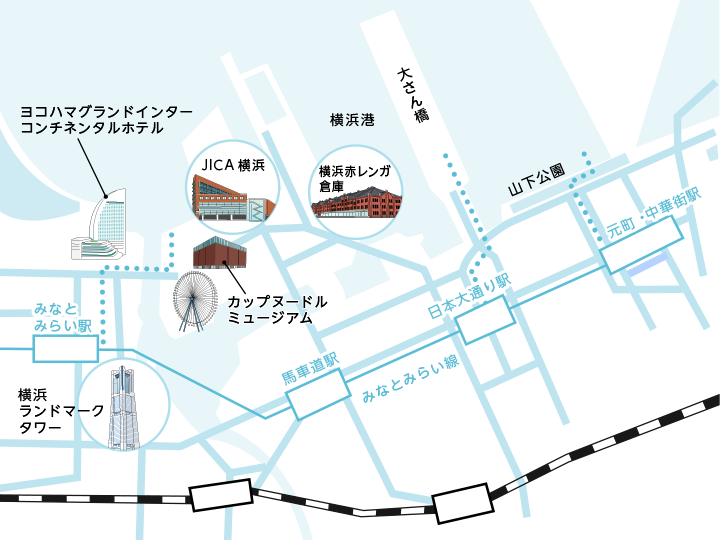 map-minatomirai